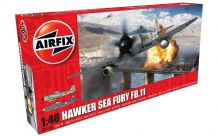 Airfix 1/48 Model Kit 06105 Hawker Sea Fury FB.11